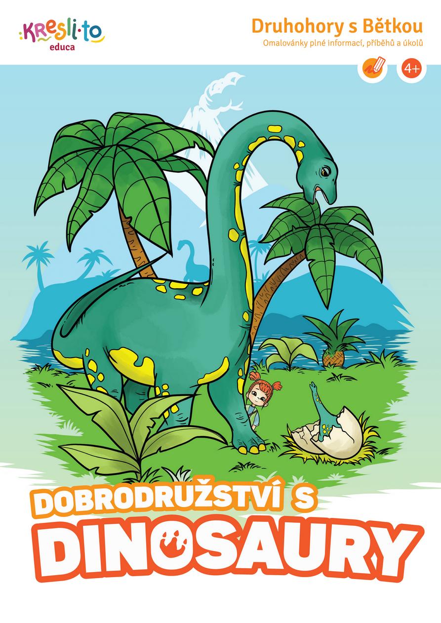 Dobrodružství s dinosaury