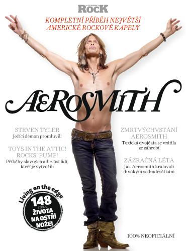 Kolektiv autorů – Aerosmith – Kompletní příběh