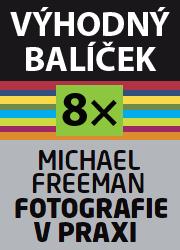 Balíček 8x Fotografie v praxi