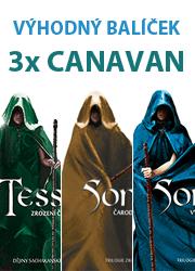 Balíček 3x knihy od Trudi Canavan
