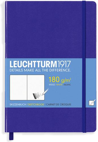 Skicář LEUCHTTURM1917 (fialový)