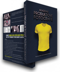 DVD: Akademie produktové fotografie