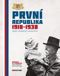PRVNÍ REPUBLIKA 1918-1938 (V KRABICI S DOKUMENTY DOBY)