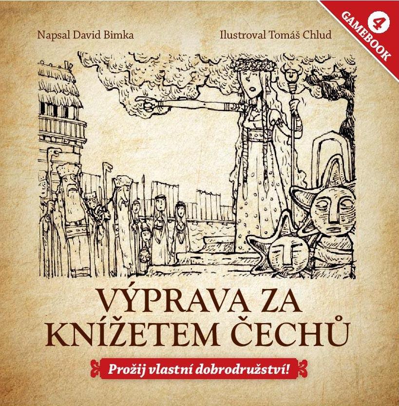 Gamebook: Výprava za knížetem Čechů