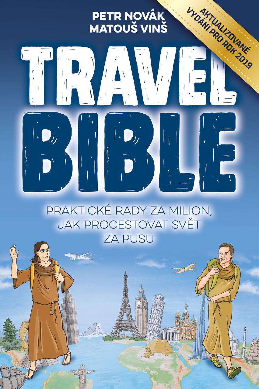 TRAVEL BIBLE - AKTUALIZOVANÉ VYDÁNÍ NA ROK 2019
