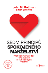 Sedm principů spokojeného manželství – Praktický průvodce fungováním dlouhodobých vztahů