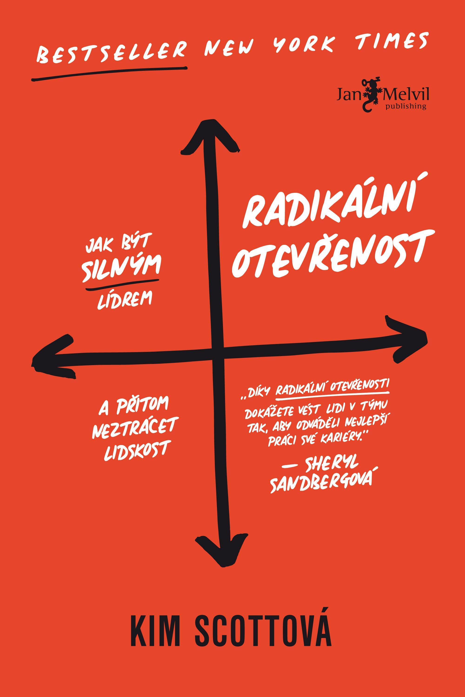 Kim Malone Scott – Radikální otevřenost – Jak být silným lídrem a přitom neztrácet lidskost