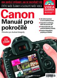 BAZAR: Canon - Manuál pro pokročilé (2. jakost)