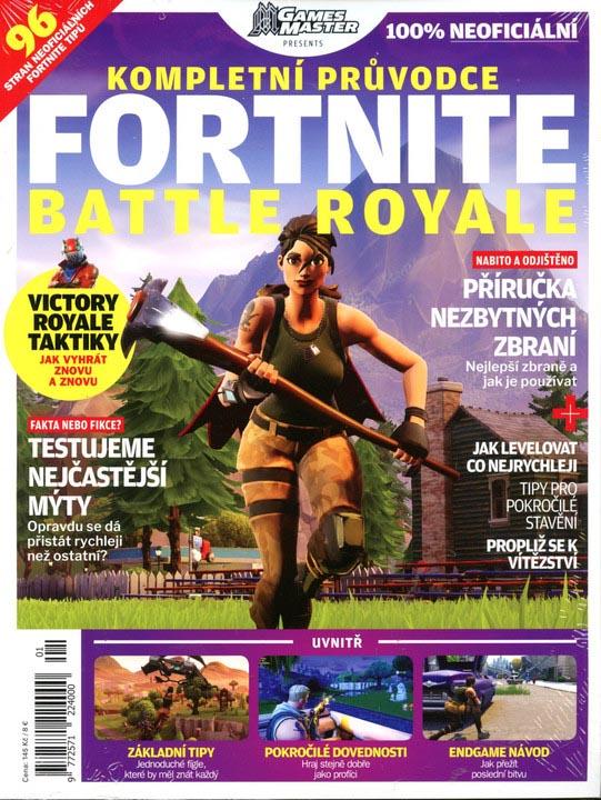 Kolektiv autorů – Fortnite: Battle Royale
