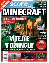 Kolektiv autorů – Minecraft – vítejte v džungli!