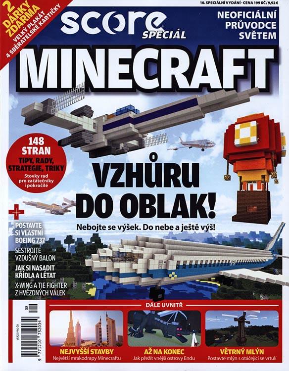 Minecraft 10 – vzhůru do oblak!