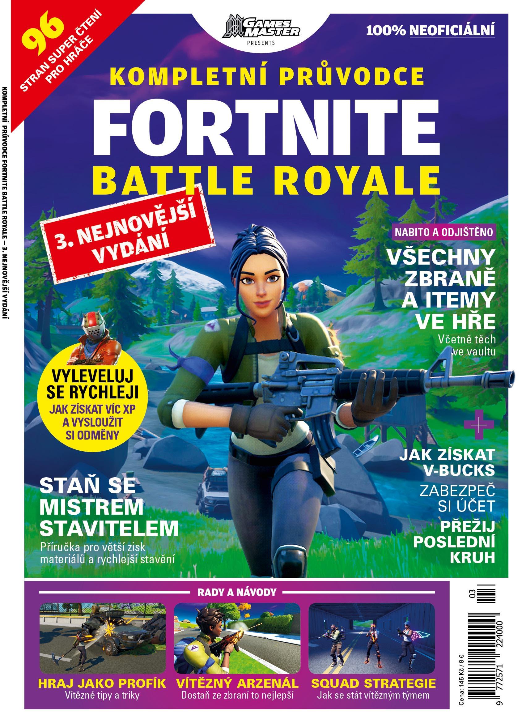 Kolektiv autorů – FORTNITE: Battle Royale – 3. nejnovější vydání