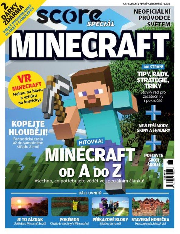 Kolektiv autorů – Minecraft 4  – Minecraft od A do Z
