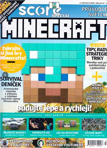 Minecraft 2 – Budujte lépe a rychleji!