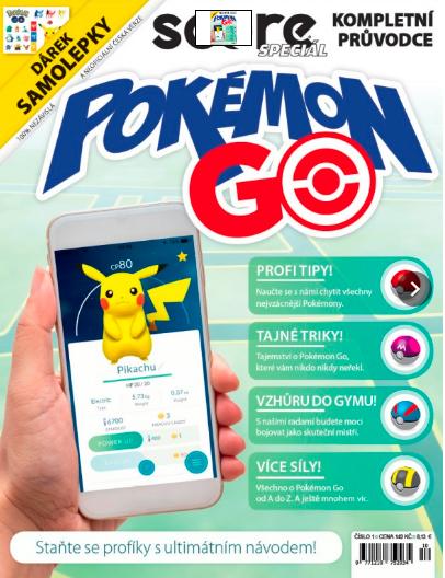 Pokémon GO – Staňte se profíky s ultimátním návodem!