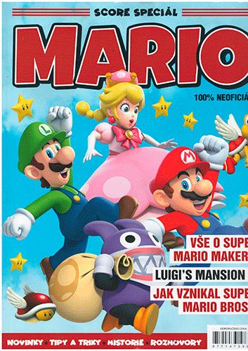 MARIO (Score speciál)