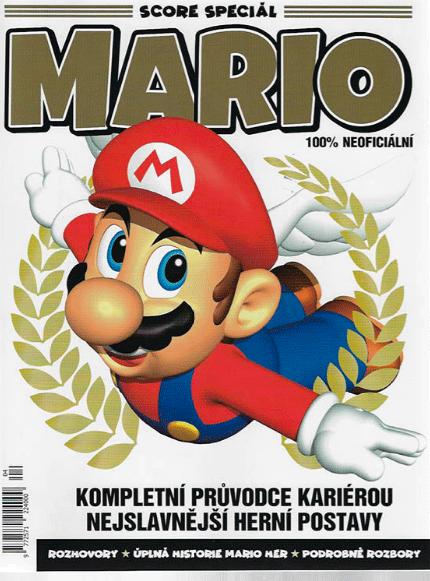 MARIO – Kompletní průvodce kariérou neslavnější herní postavy