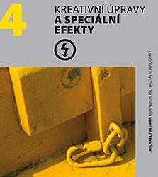 BAZAR: Kreativní úpravy a speciální efekty (2. jakost)