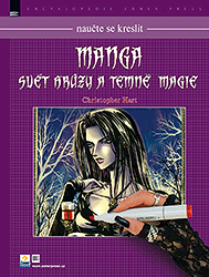Christopher Hart – Naučte se kreslit Manga - Svět hrůzy a temné magie