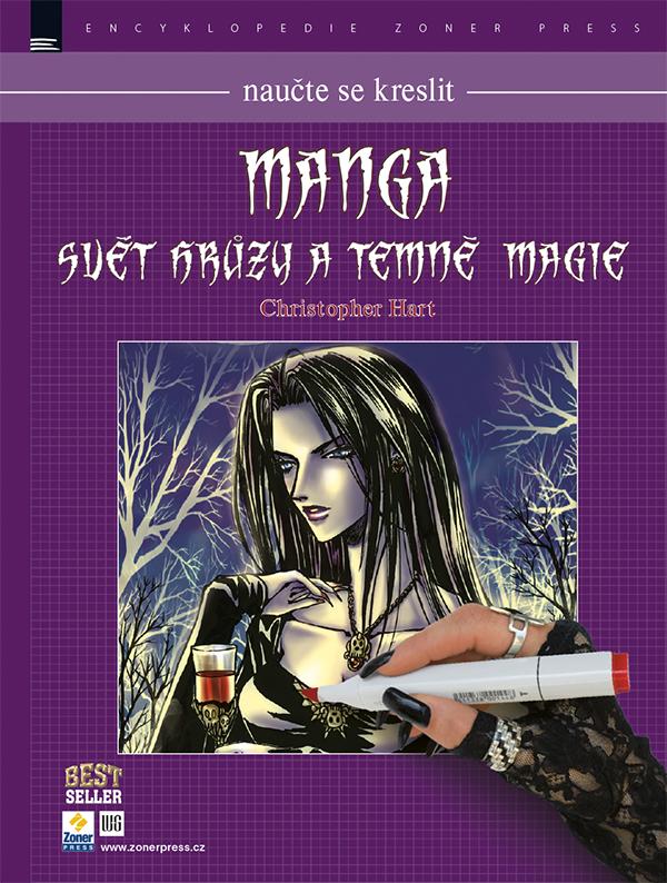 Christopher Hart – Manga - svět hrůzy a temné magie
