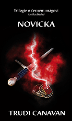 Novicka - Trilogie o černém mágovi