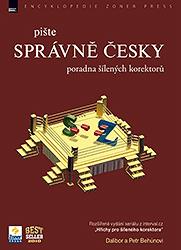 Pište správně česky - poradna šílených korektorů