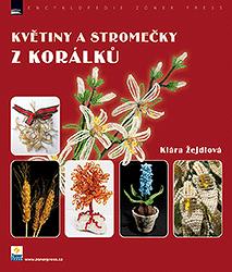 BAZAR: Květiny a stromečky z korálků (2. jakost)