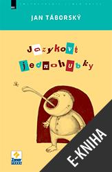 E-kniha: Jazykové jednohubky