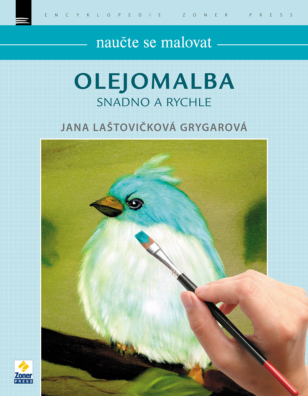 Naučte se malovat: Olejomalba snadno a rychle