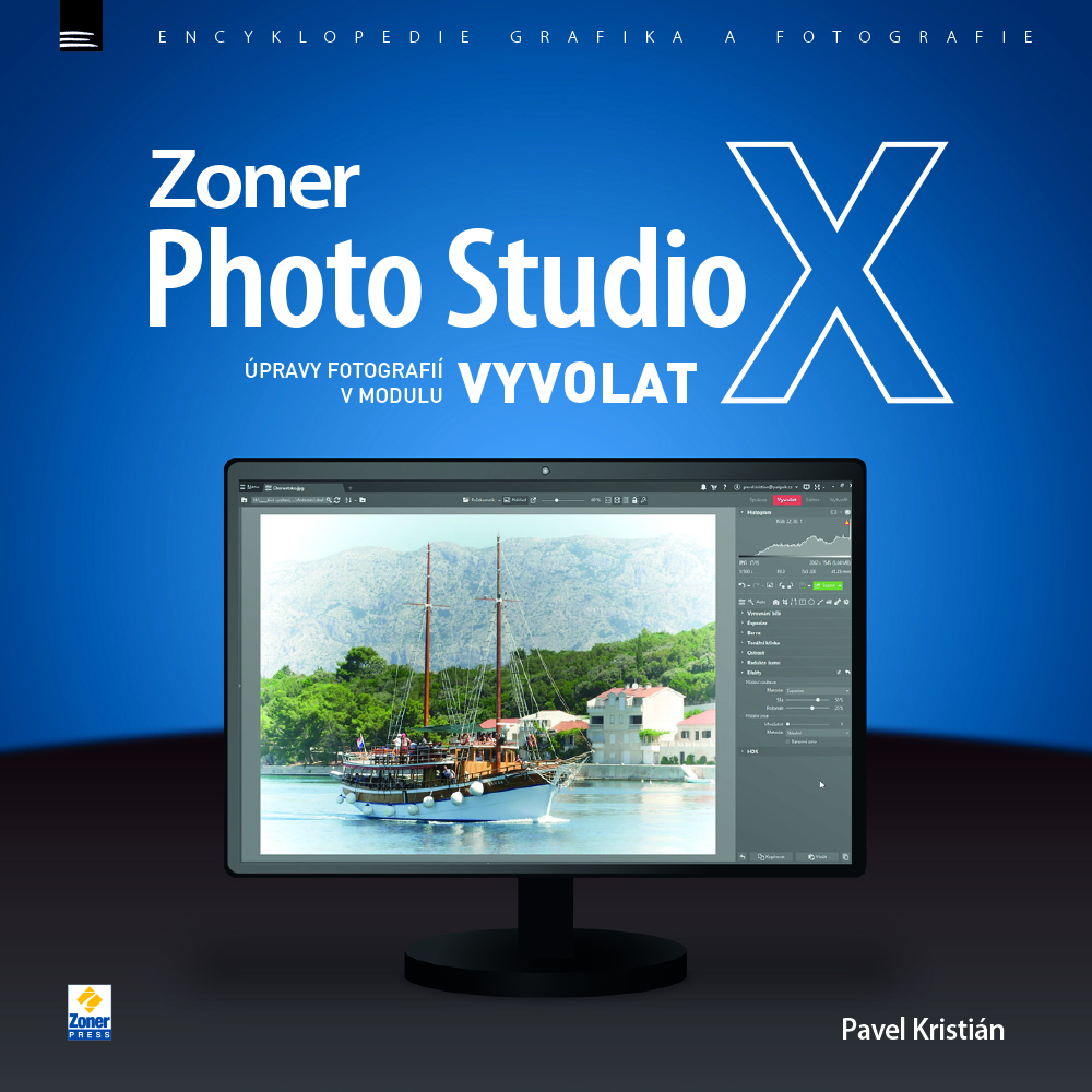 ZONER PHOTO STUDIO X VYVOLAT