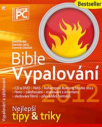 Bible Vypalování 2012 vč. DVD