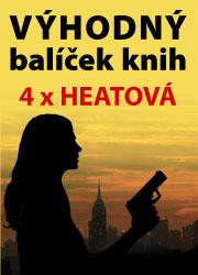Detektivní balíček - 4x Heatová