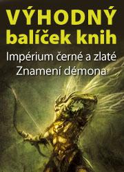 Impérium černé a zlaté + Znamení démona