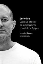BAZAR: Jony Ive – Génius stojící za nejlepšími produkty Apple (2. jakost)