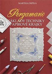 BAZAR: Pergamano - Základy techniky papírové krajky (2. jakost)