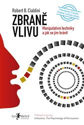 BAZAR: Zbraně vlivu - Manipulativní techniky a jak se jim bránit (2. jakost)