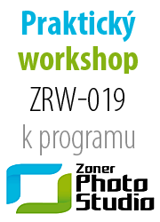 Workshop ZRW-019: Video z fotografií v ZPS